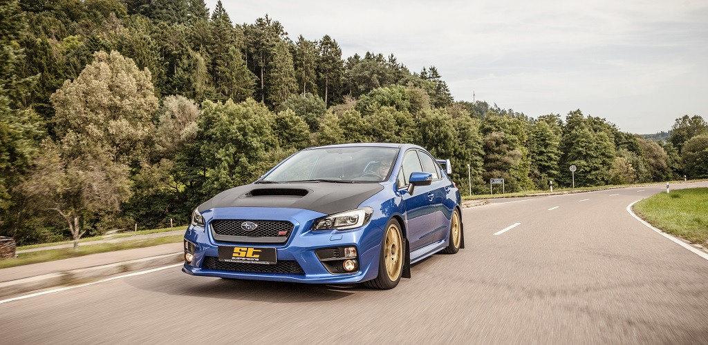 Subaru Impreza Banner